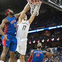 Detroit VS Pelicans 12112013