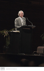 The New Zealand Post Writers and Readers Week presented a Town Hall talk with author Richard Dawkins, at the Michael Fowler Centre.