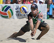 Beach Volleyball: World Series of Beach Volleyball in Long Beach