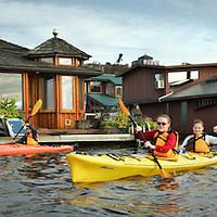 Seattle, Vancouver Fall 2005, Lake Union.