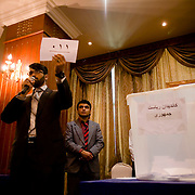 The Independent Election Comittee is their activities to educate, prepare and register the public for the upcoming presidential elections in Kabul in June 2009...The presidential elections in Afghanistan will be taking place on August 21st 2009 with over 40 candidates...Photo: Guilad Kahn.