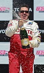 Comedian Adam Carolla Wins 2012 Toyota Celebrity/PRO Race.