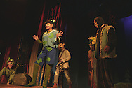 Theatre performance for children, at a theatre in Dushanbe, Tajikistan.