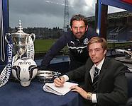 16-08-2014 - Craig Wighton contract extension