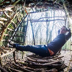 Kevin Langan, 100 small huts