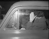1959 – 30/05 Shanahan Stamp Arrests - Singer Arrested