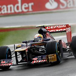 Motorsports: FIA Formula One World Championship 2012, Grand Prix of Great Britain, .#17 Jean-Eric Vergne (FRA, Scuderia Toro Rosso),