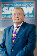 Allan Jess, President of Scottish Association of Meat Wholesalers