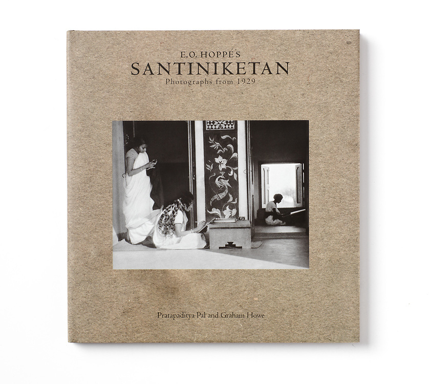 E.O. Hopp&eacute;'s Santiniketan: Photographs from 1929. Radhika Sabavala for the Marg Foundation, Mumbai / Curatorial Assistance Inc., Pasadena. 2010<br /> <br /> In the autumn of 1929 world famous photographer E.O. Hopp&eacute; set sail from London to create an epic photo-documentation of the Indian subcontinent. During his travels throughout the region he was invited to visit the Nobel Prize winning poet laureate, novelist, playwright, musician, and painter Rabindranath Tagore (1861-1941) at Santiniketan (translated as the &ldquo;abode of peace&rdquo;), the site of the poet&rsquo;s University. Hopp&eacute; created a historic document uniquely describing the early days of what became a revolution in education as Tagore&rsquo;s Santiniketan reshaped Bengali literature, music, and its visual arts and crafts.