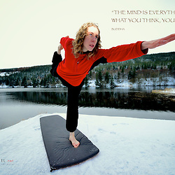 The Cold Yoga Project