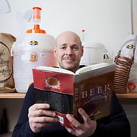 Kieran Middleton, brewer