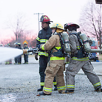 St. Louis County Fire Training