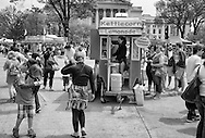 The Farmers Market on the Capitol Square in Madison,  Wisconsin  Saturday, May 9, 2015.