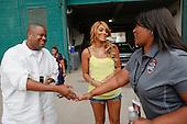 9/1/2012 - Tamar Braxton Sings the National Anthem