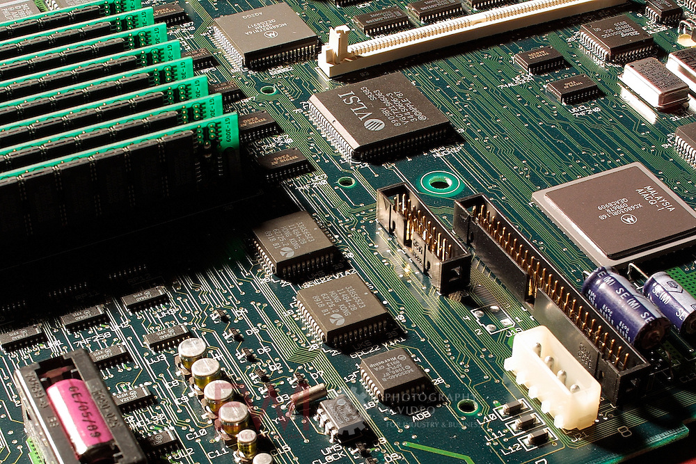Circuit board.<br />