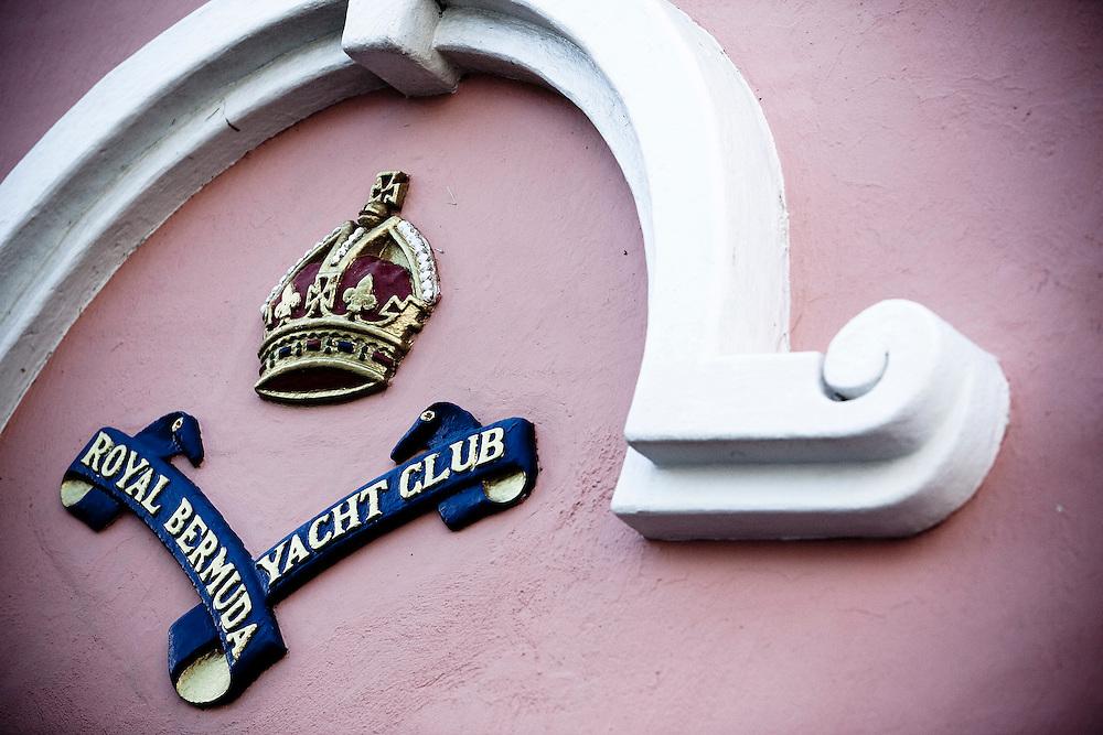 Royal Bermuda Yacht Club. Argo Group Gold Cup 2010. Hamilton, Bermuda. 9 October 2010. Photo: Subzero Images/WMRT