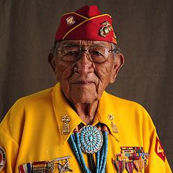 Navajo Code Talker