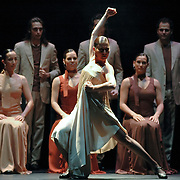 Ballet Flamenco Sara Baras 'Sabores' | Palace Of Arts Budapest 20th April 2007