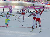 Cross Country Sprint Free, Womens - Qualification > Finals