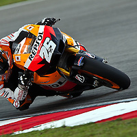 2011 MotoGP World Championship, Round 17, Sepang, Malaysia, 23 October 2011, Dani Pedrosa
