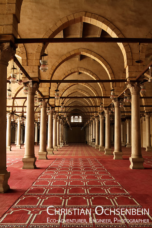 oldest Mosque in Egypt