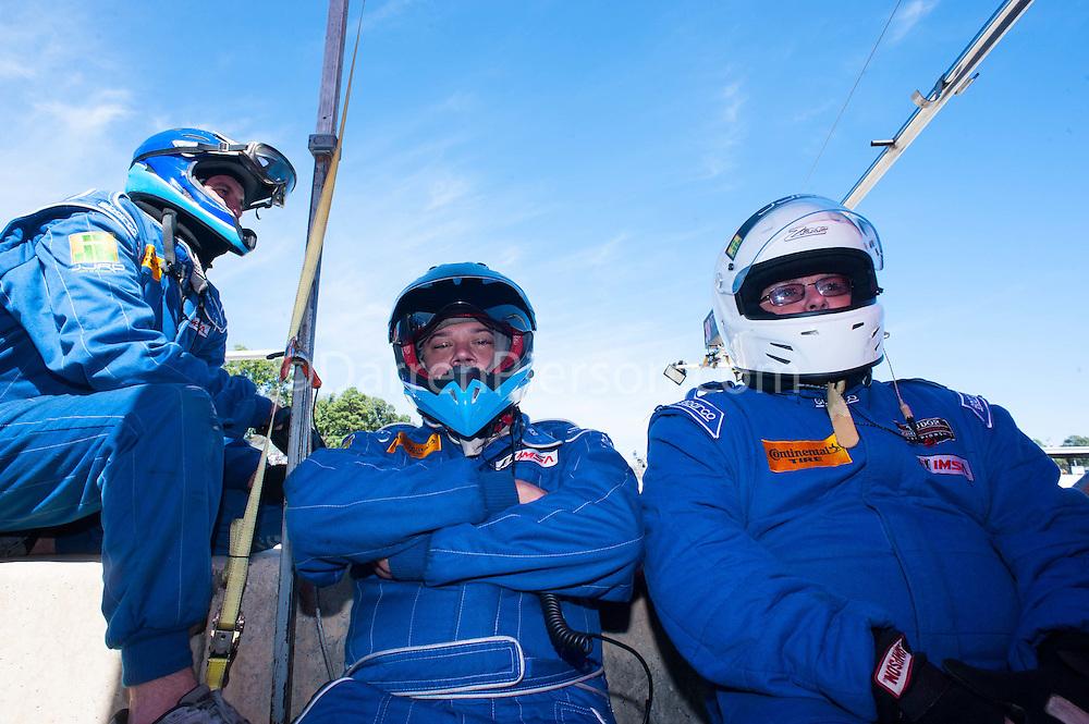 #38 Performance Tech Motorsports ORECA FLM09: David Ostella, Jerome Mee, James French