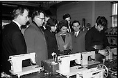 1964 - Tour of Brother International Factory at Santry