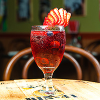 Very Berry Sangria<br />