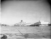 1961- Progress scenes at Dublin Airport.