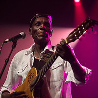 Oliver Mtukudzi and The Black Spirits