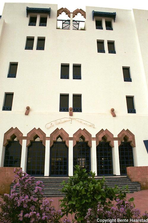 hotell, Agadir, Marokko..neg
