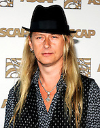 Jerry Cantrell of Alice In Chains at the 2009 ASCAP Pop Awards at the Renaissance Hotel in Hollywood, April 22, 2009...Photo by Chris Walter/Photofeatures.