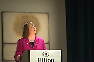 Carol Tobias, President, National Right to Life, speaks at the 2015 LCMS Life Conference Friday, Jan. 23, 2015, at the Hilton in Crystal City, Va. LCMS Communications/Erik M. Lunsford
