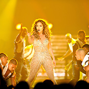 "WASHINGTON, DC - July 28th - Pop superstar Jennifer Lopez performs at the Verizon Center as part of her ""Dance Again"" world tour. (photo by Kyle Gustafson)"