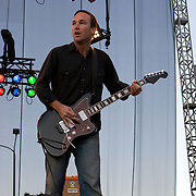 Toadies performs at Lollapalooza 2008.<br /> Photo by Bryan Rinnert