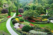 Butchart Gardens Photos