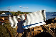 Tin Roofs in Madagascar reflect relationship FLM-LCMS Relationship