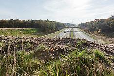 Natuurbrug A27, Utrechtseweg, Hilversum, Noord Holland, Netherlands