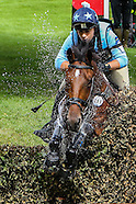 Burghley 2012 Cross Country