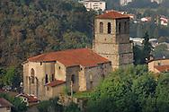 06/09/07 - THIERS - PUY DE DOME - FRANCE - Eglise Saint Jean - Photo Jerome CHABANNE