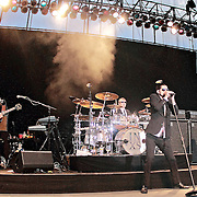 """INXS performs at Chateau Ste Michelle Winery during their """"Original Sin"""" Tour, July 17, 2011 in Woodinville, Washington"""