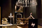 Philippe Starck's 75 Wall Street, lobby