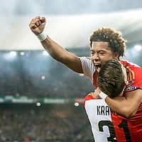 Feyenoord - AZ Halve finale KNVB Beker