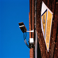 """""""Paranoid Britain: A Walk Through the Surveillance Society"""". In the UK the use of CCTV cameras for surveillance and crime control has grown to unprecedented levels making the UK the most 'watched' nation on earth."""