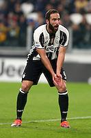 Torino - 26.10.2016 - Serie A 9a Giornata - Juventus-Sampdoria - Nella foto: Gonzalo Higuain - Juventus