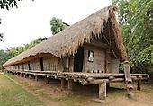 Ede Long House, Vietnamese Museum of Ethnology, Hanoi