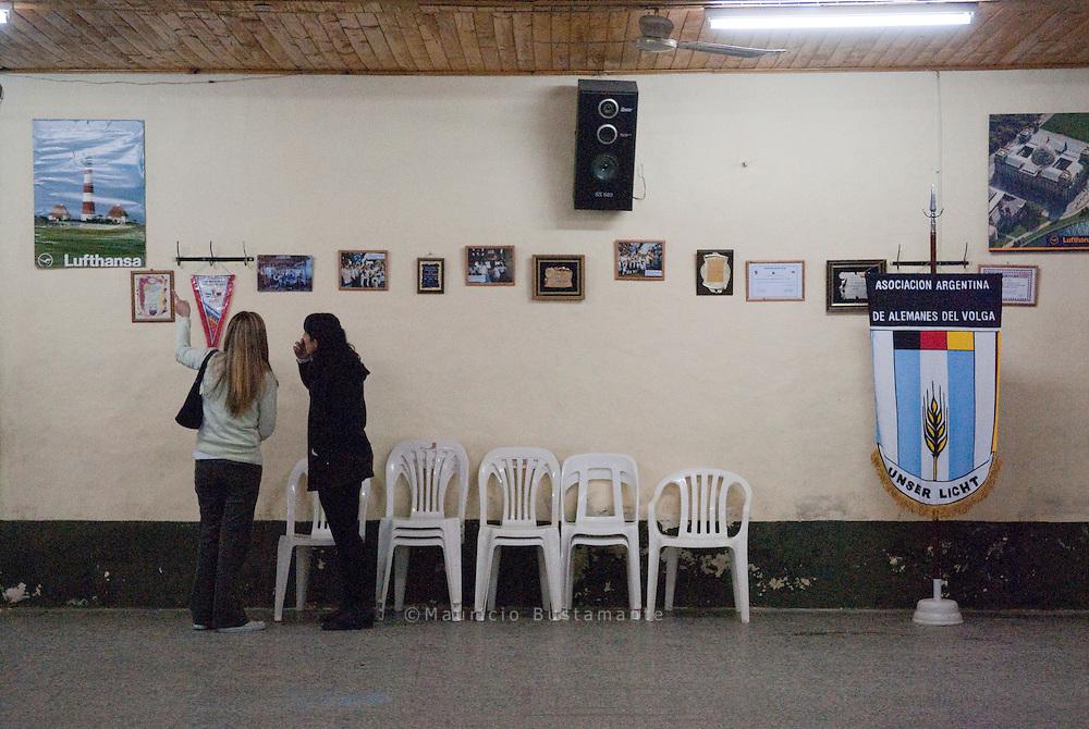 Wolgadeutsche in Buenos Aires