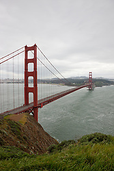 """Golden Gate Bridge 2"" - Photograph of San Francisco's famous Golden Gate Bridge."