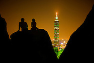 One of the greatest things about living in Taipei is al the easy city escapes.  This spot is a mere 30 minute walk from the base of Taipei 101 and afffords beautiful views of the entire city.