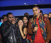 12/20/2011 - MTV New Years Eve Speacial Pre-Tape